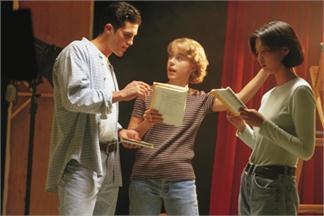Taller vivencial de teatro  para adolescentes