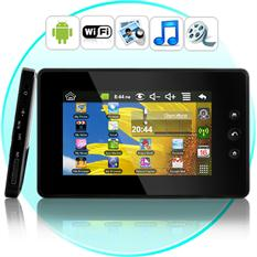 TABLET 4.3 ANDROID 2.2 WIFI Y 4 GB