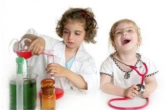 Campamentos Escolares-Crazy ChemWorks Camp