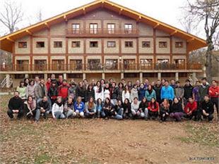 Campamento En Espinosa De Los Montes Campamentos Escolares Multiaventura Valladolid Mundo Escolar