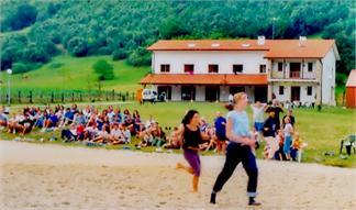 Campamentos Escolares-CAMPAMENTO EN INGLÉS DE 12 A 17 AÑOS