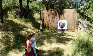 Campamento Jóvenes Aventureros