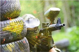 PAINTBALL PARA GRUPOS DE ESTUDIANTES