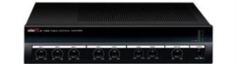 Amplificador de 120 W RMS (100 V)