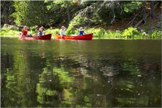 Excursiones Escolares-CANOAS PARA ESTUDIANTES  EN RÍO CARES