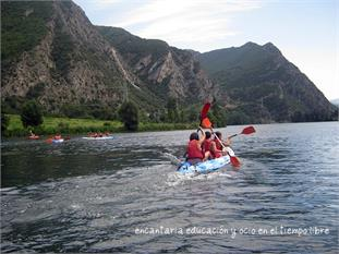 Campamento Verano AventurA en Rialp 2014-1
