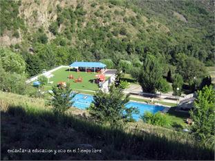 Campamento Verano AventurA en Rialp 2014-2