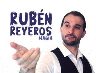 Mago Rubén Reyeros - Espectáculo de magia