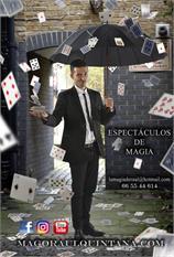 MAGIA DE CERCA /CLOSE UP-1
