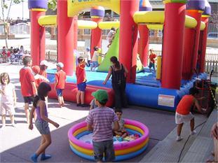 Fiestas Escolares-FIESTA FIN DE CURSO: ANIMACIÓN + JUEGOS