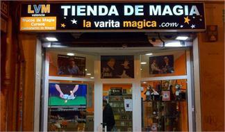 TIENDA DE MAGIA - TRUCOS - MAGOS - CURSOS