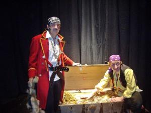 L'Escola de pirates