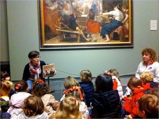 Visitas a museos a medida  (>30 recorridos)