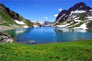 Esquiada a los Alpes