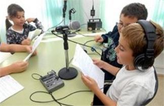 Talleres Escolares-TALLER DE RADIO