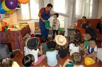 MAGIA ANIMACION  EDUCACION INFANTIL  PRIMARIA