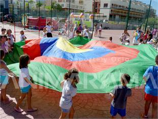 Fiestas escolares: deporte y ocio-2