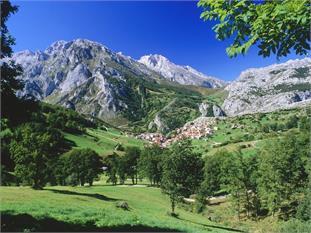 Viajes Escolares-Asturias en primavera!