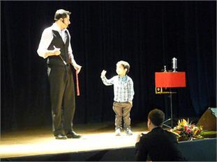 Esto es Magia, teatro mágico en el colegio-0