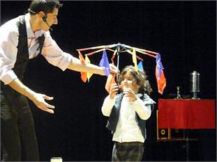 Esto es Magia, teatro mágico en el colegio-2