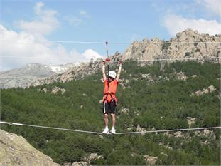 Excursiones Multiaventura Sierra Madrid a 10€