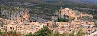 Descubrimos una ciudad Medieval Alquezar-2