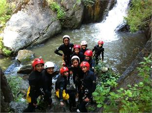 Aventura en La Sierra de Guara