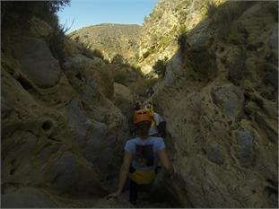 Excursiones Escolares-Aventura en Albuñol