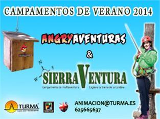 Campamentos Turma 2014.