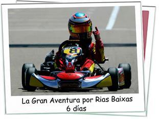 La Gran Aventura por las Rías Baixas 6 días