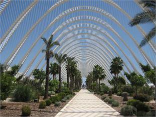 Ciudad de las artes y las ciencias Valencia-0