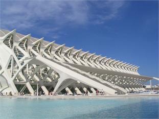 Ciudad de las artes y las ciencias Valencia-3