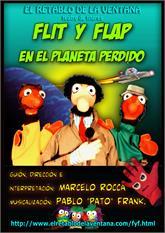 FLIT Y FLAP en el Planeta Perdido-4