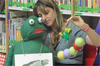 Los cuentos de la rana Oliva