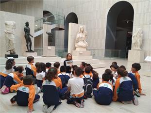 Actividades didácticas en museos