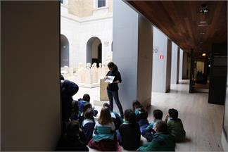 Actividades en museos para colegios