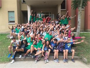 Campamentos Escolares-CAMPAMENTO DE VERANO POLA DE SOMIEDO 2016