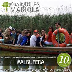 Excursiones escolares Albufera de Valencia-1