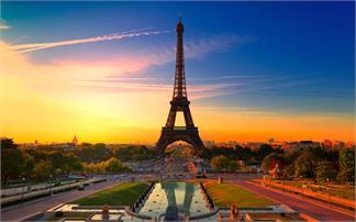 Viaje fin de curso a Paris