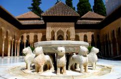 Viaje fin de curso a Sevilla y Granada