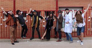 Halloween: Maratón de espectáculos en Inglés-1