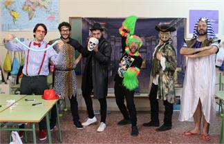 Halloween: Maratón de espectáculos en Inglés-2