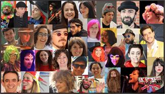 Halloween: Maratón de espectáculos en Inglés