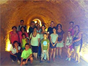 Itinerarios y rutas culturales