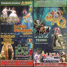 CAMPAÑA ESCOLAR 17-18. MUSICALES
