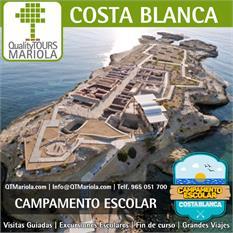 Campamento Escolar Costa Blanca-2