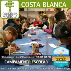 Campamento Escolar Costa Blanca-3