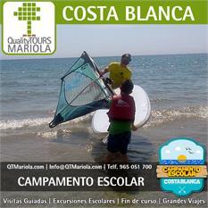 Campamento Escolar Costa Blanca-1