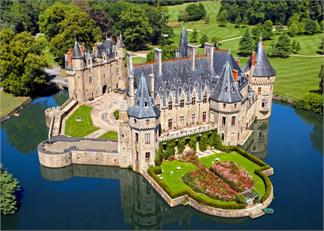Viaje fin de curso Futuroscope y Valle Loira