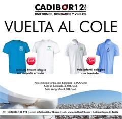 UNIFORMES ESCOLAR CADIBOR12.COM
